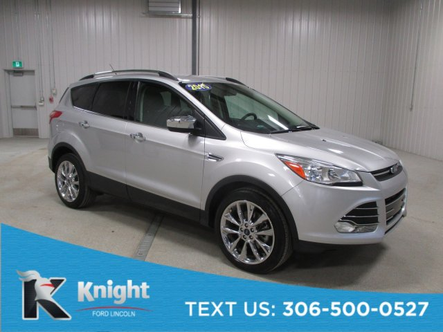 pre owned 2015 ford escape se sport utility in moose jaw t7926 knight ford lincoln. Black Bedroom Furniture Sets. Home Design Ideas